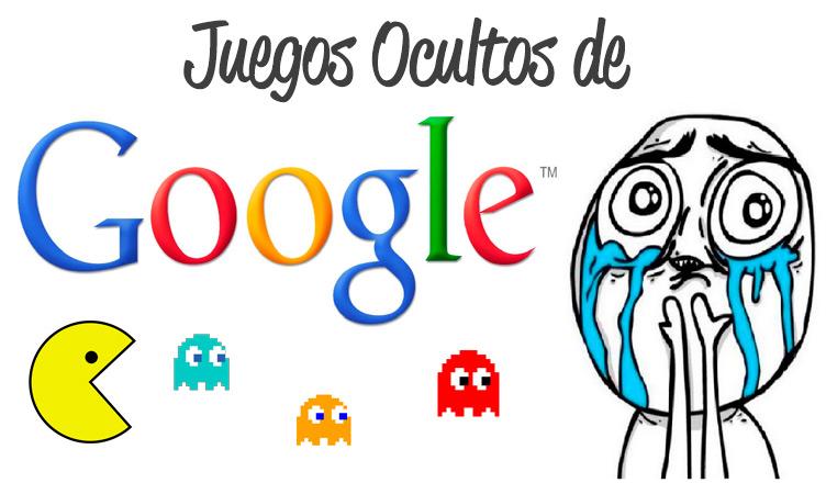 ¿Sabes cómo divertirte con las aplicaciones y juegos de Google?