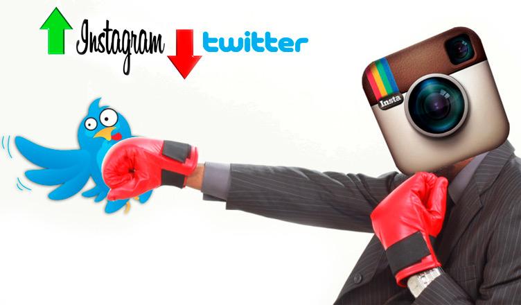 Instagram supera a Twitter con 400 millones de cuentas activas