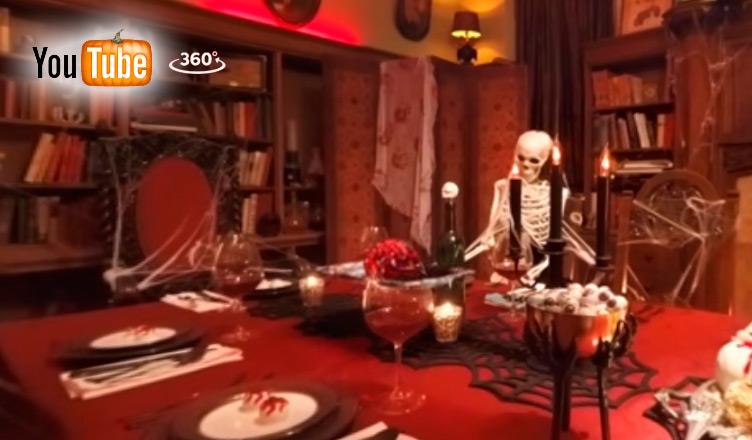 YouTube y Target – Publicidad innovadora en Halloween
